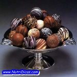 Chocolate Amargo na Páscoa