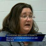 Mulher é presa por roubo feito em 1991