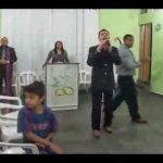 Pastor Lek Lek o passinho do volante