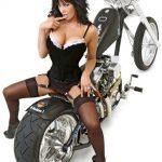 Conheça as mais Deliciosas MotoGirls #1