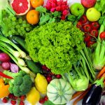 Consumir vegetais prolonga a vida em todas as idades