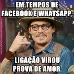 Em tempos de Facebook e Whatsapp…