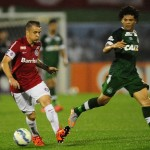Chapecoense vence o internacional novamente
