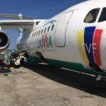 LaMia anuncia pagamento de indenizações para vítimas de tragédia na Colômbia