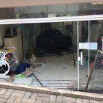 Motorista embriagado invade creche em Chapecó