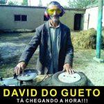 """David """"do Gueto"""""""
