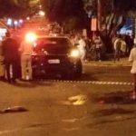 Mulher morre após acidente no Centro de Chapecó