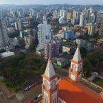 Fotos de Chapecó: Catedral e Monumento Desbravador